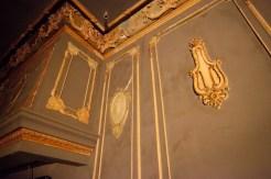 Auditorium walls