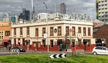 The Inn as Corkmans Irish just 2 months ago.