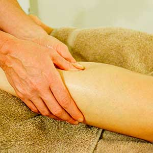 remedial massage for restless legs