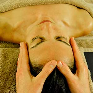 remedial massage for office workers