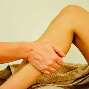 Remedial Massage Post Knee Reconstruction