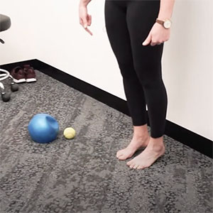 ankle strength exercise