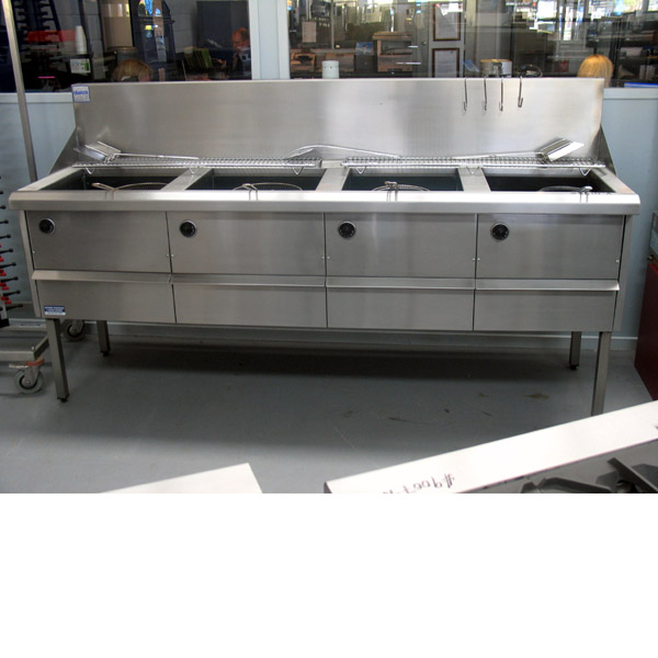 CCCE 4 Pan Fryer