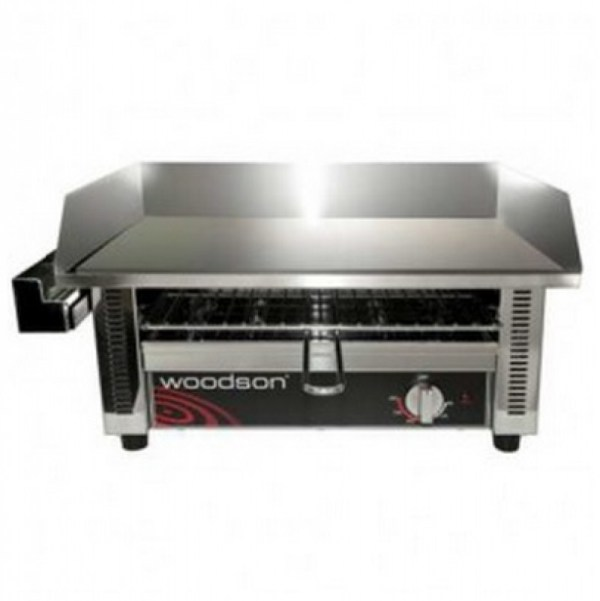 Woodson W.GDT75 Large Griddle Toaster