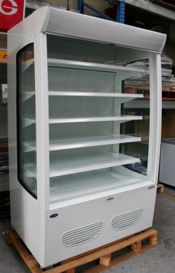 Carrier Open Front Display Fridge