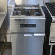 American Range Single Pan Gas Fryer