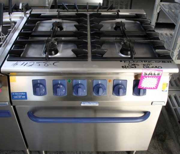 Electrolux Elco 700HP Gas Oven Range