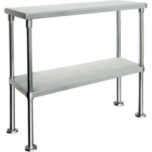 Stainless steel Overshelf