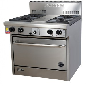 Goldstein Gas Range