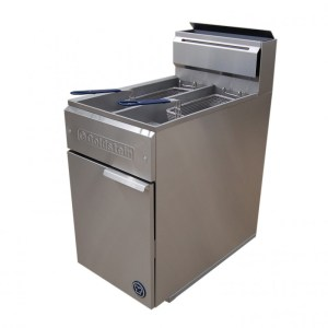 Goldstein Split pan fryer