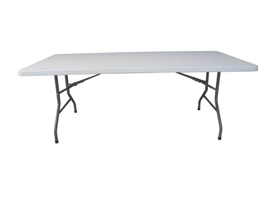 2m x 90 Trestle Table