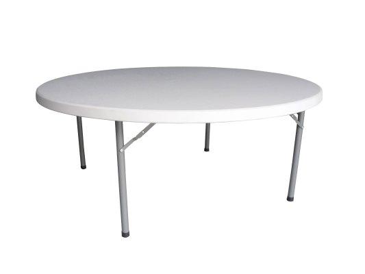 1.8m Round Table