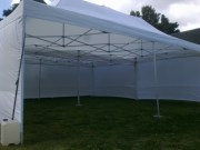 8m x 8m Marquee Set Up (4)