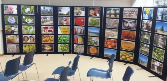 school art presentation