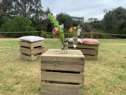Crates in the Park (2)