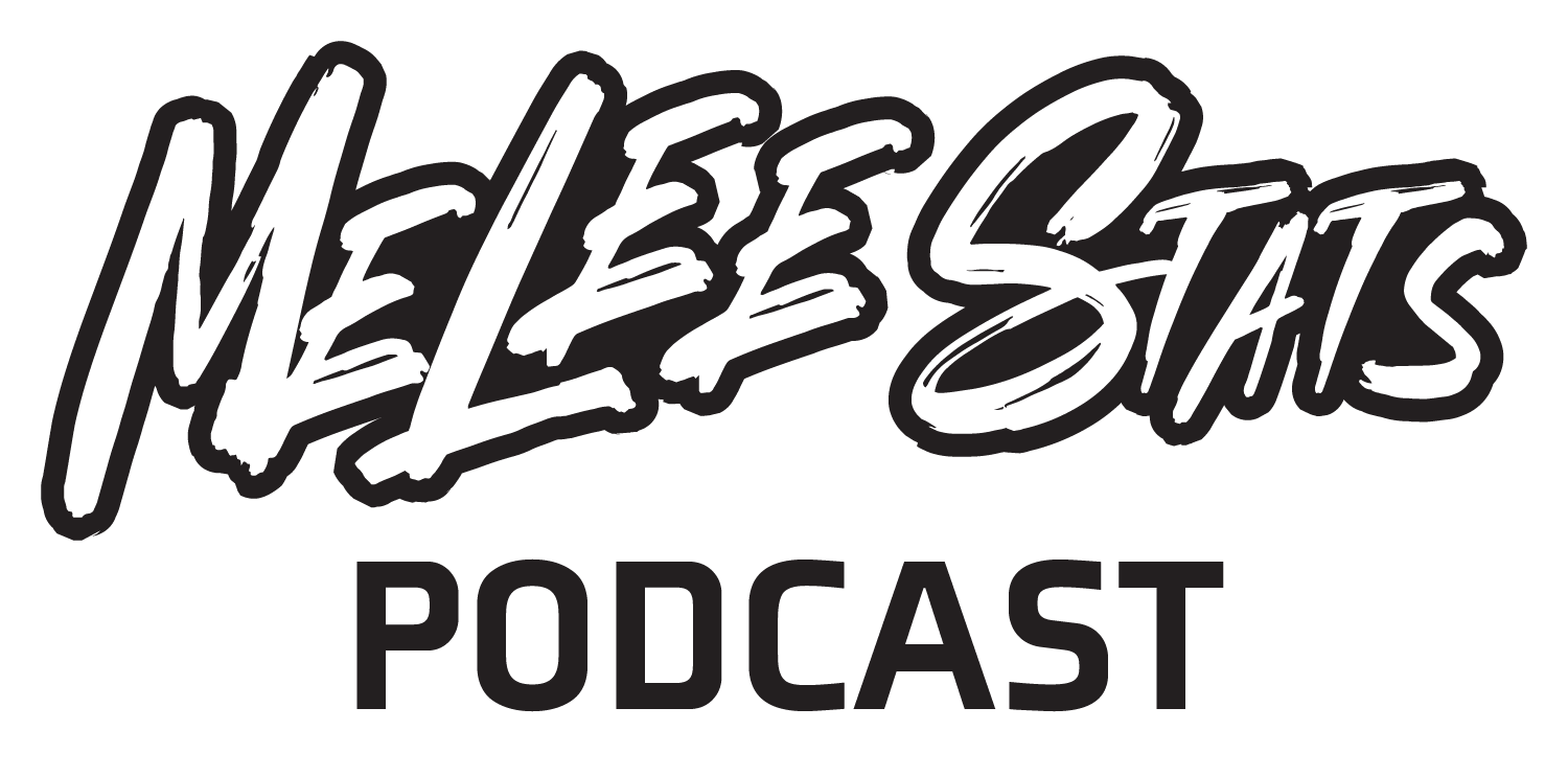 podcast melee stats