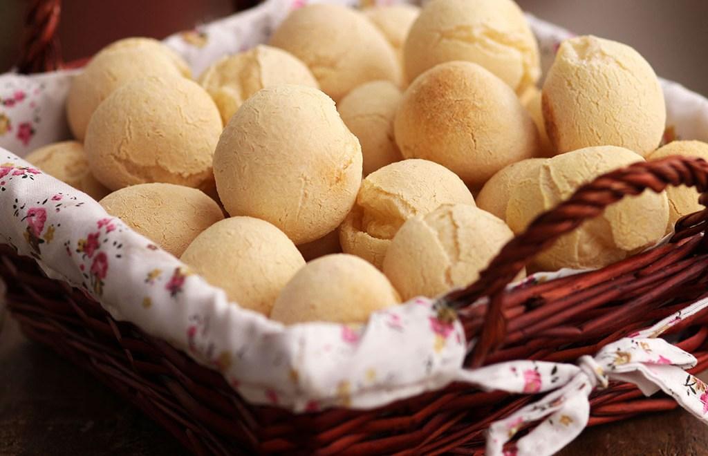 Pãozinho de batata e polvilho – Receita saudável