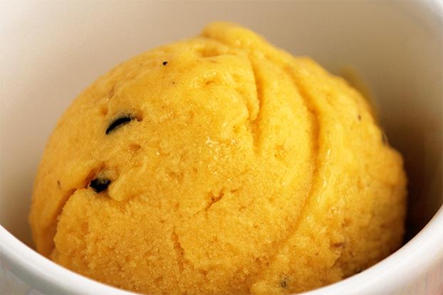 Sorvete de frutas tropicais – Zero gordura