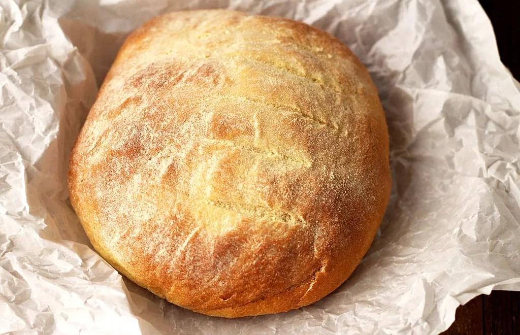 Pão de milho caseiro e delicioso – Receita fácil
