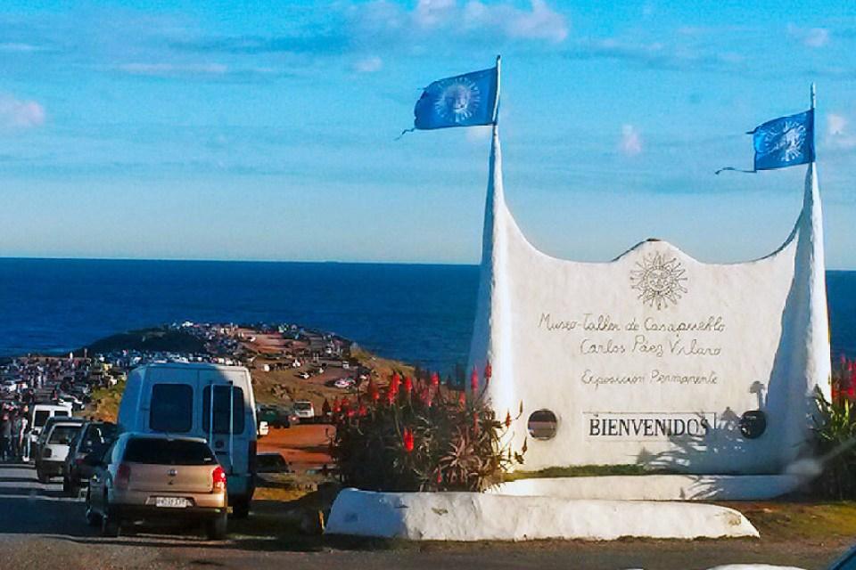 O que ver e fazer em Punta del este Uruguai casapueblo