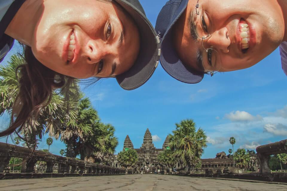 Roteiro pelo sudeste asiático mochilão no camboja