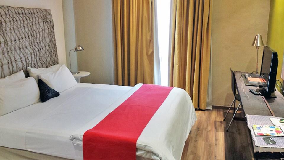 Onde ficar no microcentro de Buenos Aires - Hotel Esplendor