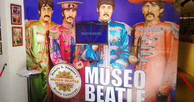 Museu dos beatles na argentina