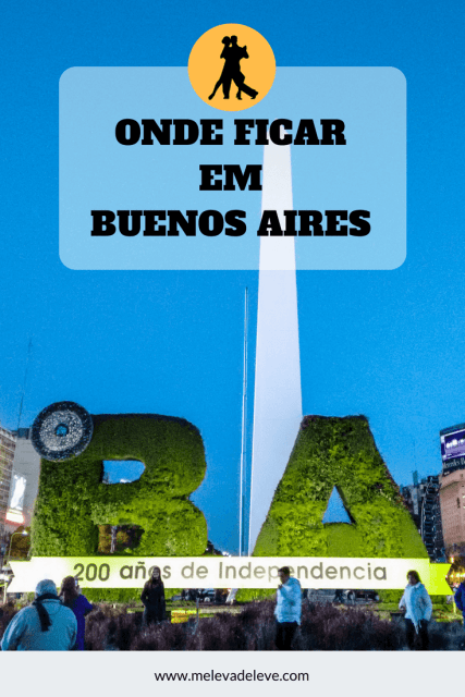 Melhores bairros de Buenos Aires