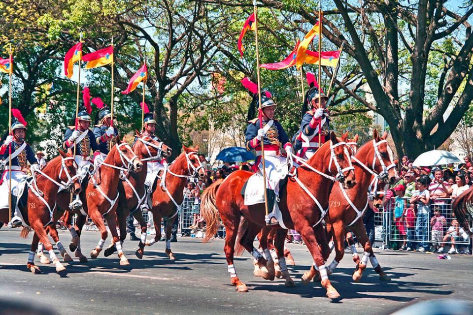 Vale a pena assistir o desfile de 7 de setembro em Brasilia