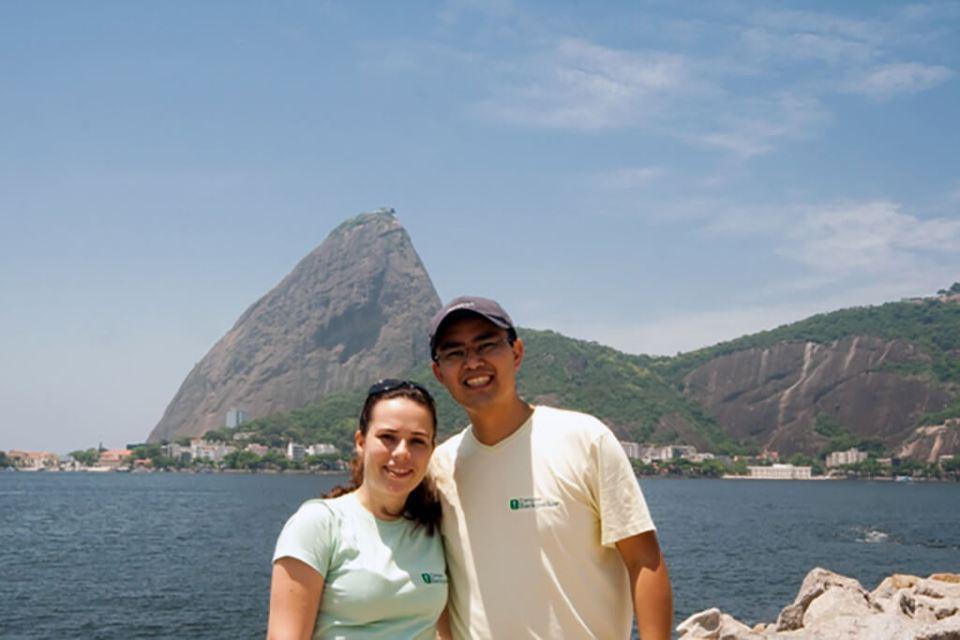 Tour a pé no Rio de Janeiro