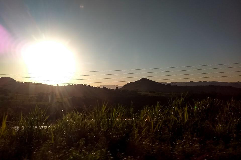 Roteiro de Viagem Cambará do Sul - Por do Sol