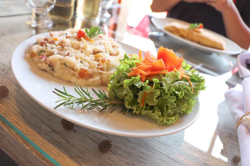 Onde comer em Cambará do Sul? Restaurante A Taberna