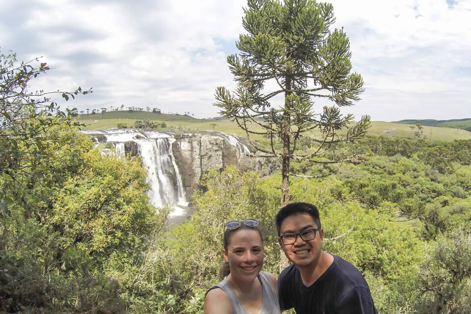 O que ver e fazer em Cambará do Sul? Cachoeira do Passo do S