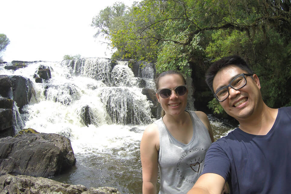 O que ver e fazer em Cambará do Sul? Cachoeira dos Venâncios