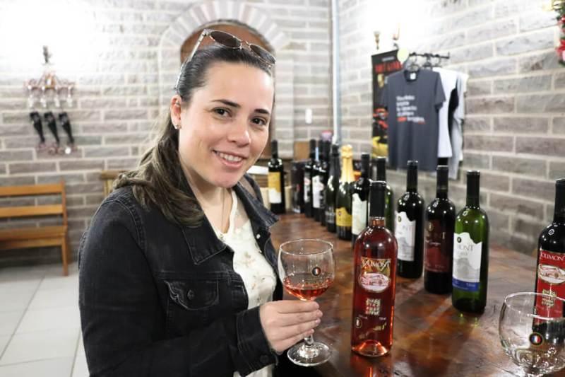 O que ver e fazer na Serra Gaúcha? Degustação dos Vinhos e Espumante Jolimont