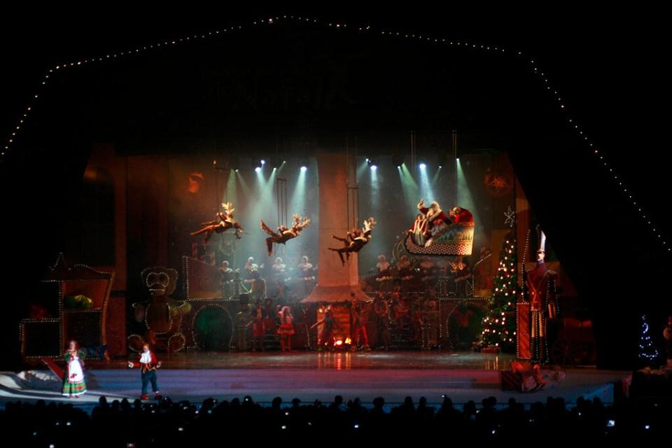 Shows de natal em Gramado