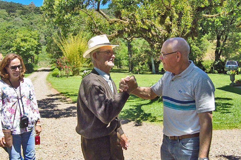 Tour o Quatrilho, um roteiro de agroturismo no interior da Serra Gaúcha