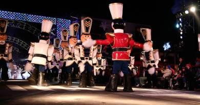 Grande Desfile de Natal, Gramado