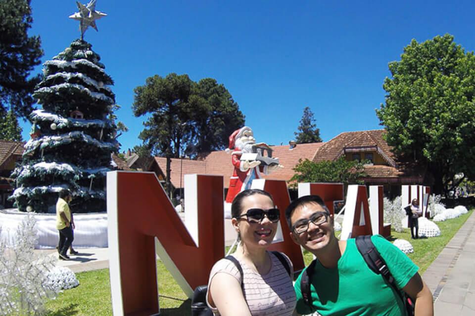 8 motivos para visitar a Praça das Etnias em Gramado