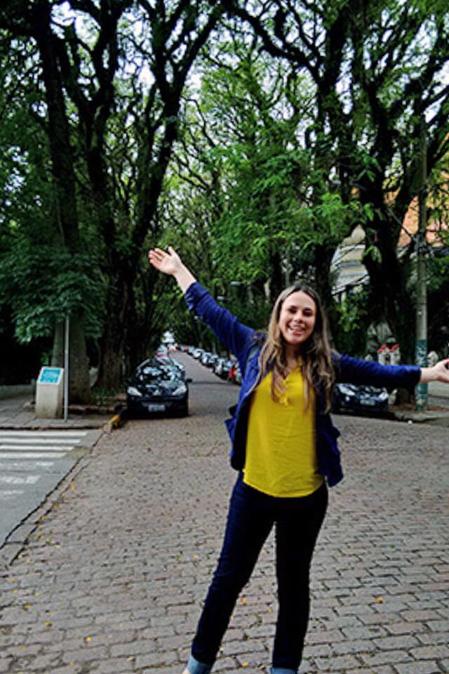 4 lugares gratuitos para visitar em Porto Alegre Rua Gonçalo de Carvalho