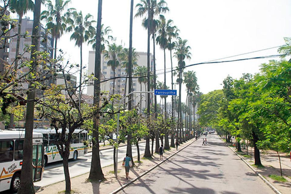 principais pontos turísticos com o City tour de Porto Alegre com a Linha Turismo