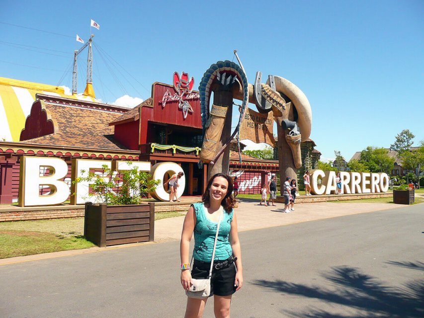 Como chegar no Beto Carrero World