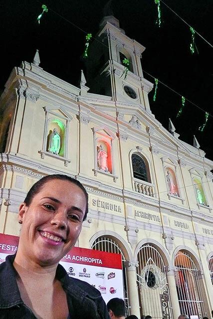 O que ver e fazer em São Paulo festas de rua Festa Nossa Senhora Achiropita