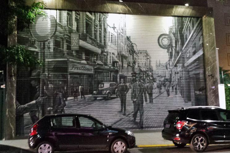 Rua Oscar Freire em São Paulo