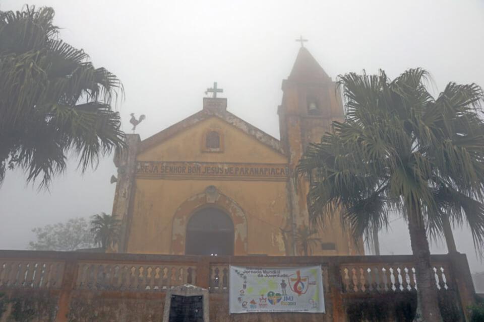 O que ver e fazer em Paranapiacaba? Igreja Senhor Bom Jesus de Paranapiacaba