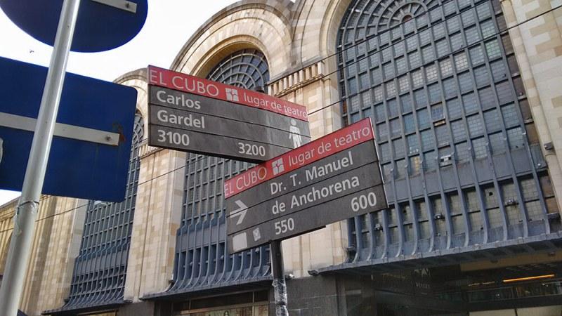 Buenos Aires em uma visita guiada