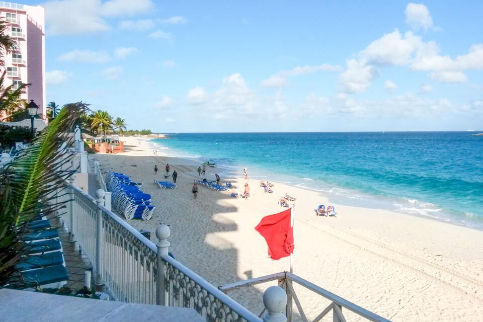 praias de Nassau - Cabbage Beach