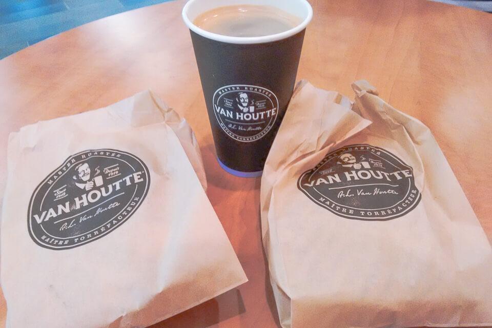 Onde comer em Montreal - Café da manhã
