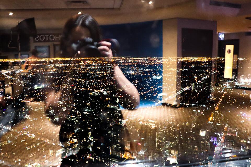 Observatório da CN Tower - LookOut