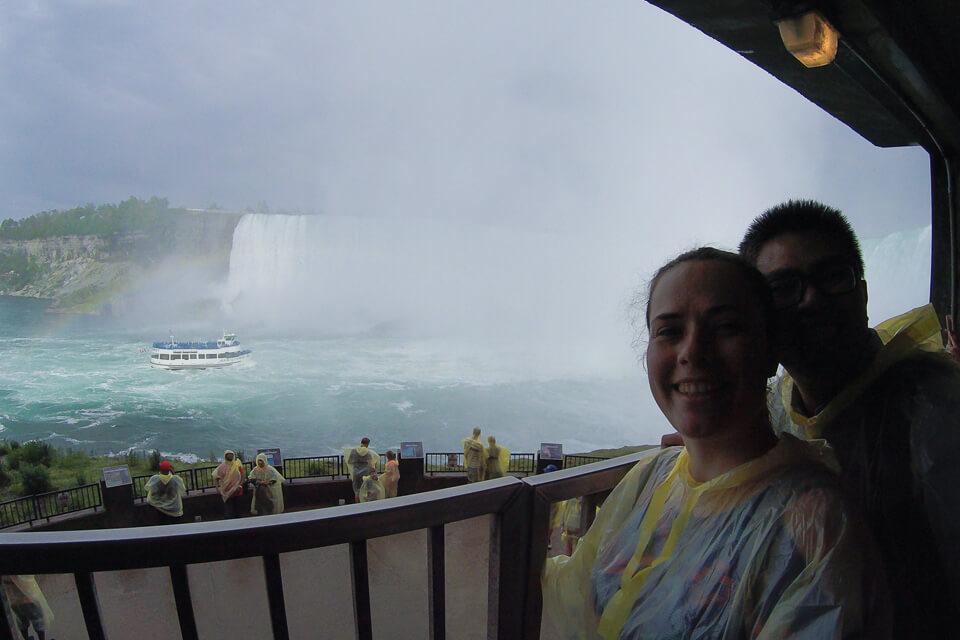 Journey Behind the Falls, as Cataratas de Niagara